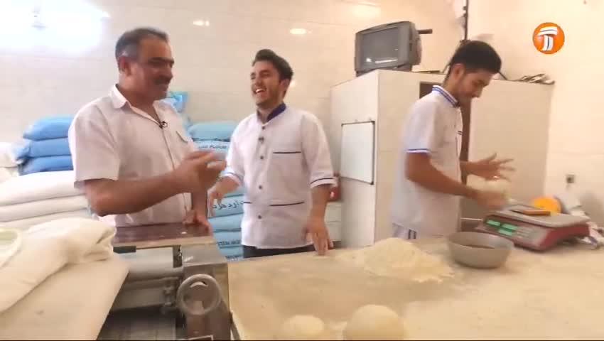 من می توانم / 18 آذر نون محلی اصفهان